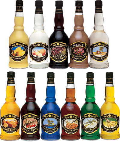 ליקרים – הקדמה – Liqueurs