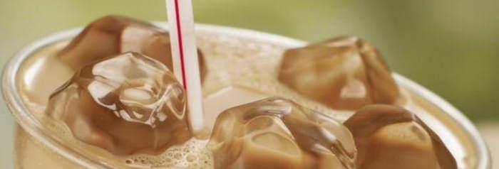 קוקטייל על בסיס קפה קר
