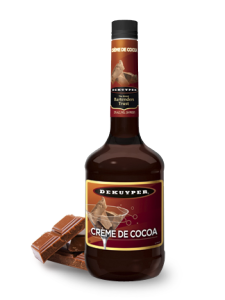 קרם דה קקאו - creme de cacao