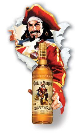 קפטן מורגן - captain-morgan