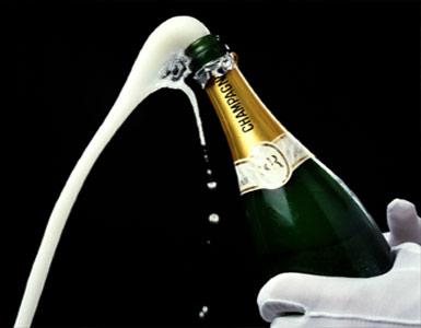 שמפניות ויינות מבעבעים