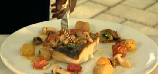 דג מוסר ים ביין לבן