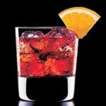 קמפרי עם קרח ולימון